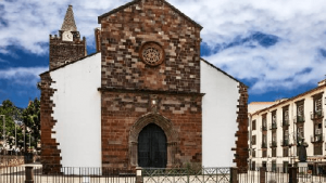 Cathedrale Funchal Madere