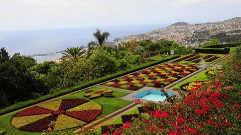 Jardin Botanique Funchal Madere