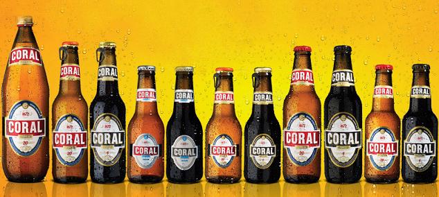 La Coral – Bière de Madère