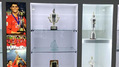 Musée Christano Ronaldo Madere