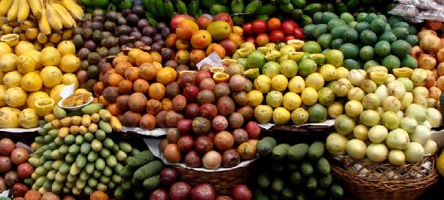 Les marchés traditionnels à Madère