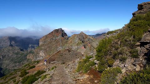 Pico de Areiro Madere