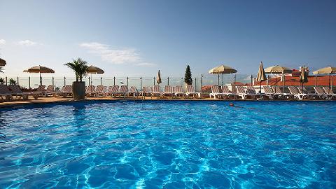 Piscine Madere Hotel Savoy avril 2015