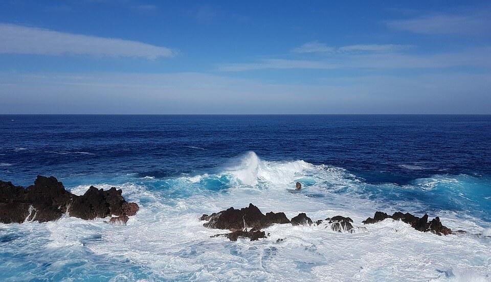 Mer Ponta Sao Lourenco