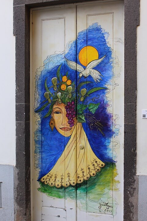 Porte Dessin Funchal