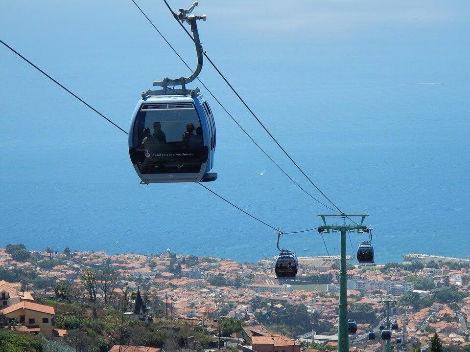 Telepherique Funchal